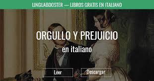 Maybe you would like to learn more about one of these? Orgullo Y Prejuicio En Italiano Leer El Libro En Linea Descargalo Gratis Pdf Fb2 Epub Doc Y Txt
