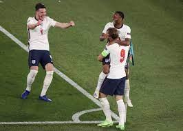England vs Denmark - Euro 2020 Semi ...