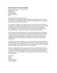 Nursing Cover Letter Format Template Australia Companiesuk Co