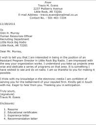 examples of a good cover letter best cover letter templates