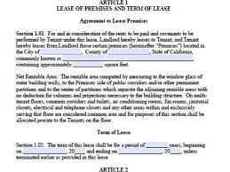 39 Commercial Property Licence Agreement Template, Shared Contract ...