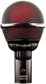 <b>Audix FireBall</b> V <b>Инструментальный</b> динамический <b>микрофон</b> в ...