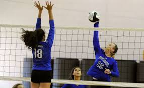 Polk Middle spikes Hendersonville Middle in two sets | Volleyball