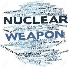 Image result for nuclear weapon word