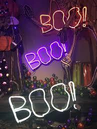 Boo Lights 2017