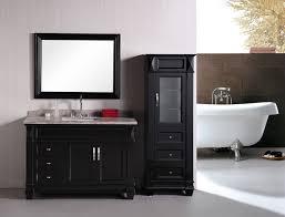 Vanity Cabinets For Bathroom Bathroom Single Bathroom Cabinet Home Design Interior Exterior