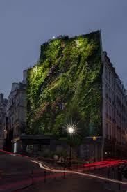 green wall lighting. 130918_EYE_Blanc5 Green Wall Lighting G