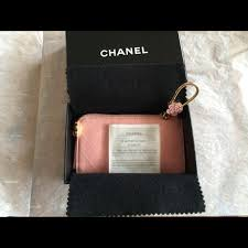 chanel key pouch. chanel accessories - 💯authentic key holder/coin chanel pouch