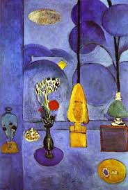 what are some interesting facts or tidbits about henri matisse not even more abstract than the previous two examples even though there are very recognisable things in it the following is an excerpt from a small essay i