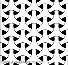 Celtic Pattern Classy Celtic Repeating Geometric Pattern