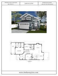 delightful bi level home plans 8 309 1