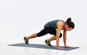 5 mounn climber variations for a full body workout runner s world