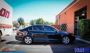 VW Jetta MK 6 Dropped on H&R Springs @ ModAuto