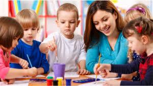 Nursery Teacher Home