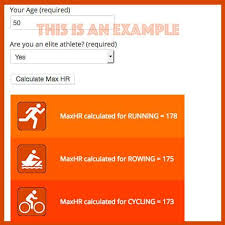 Target Heart Rate By Age And Gender Chart Determine Your Max Heart Rate And Heart Rate Training Zones