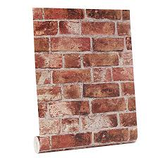 york wallpaper brick look 20 5 x 33