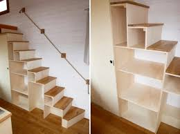 Small Picture 268 best Tiny Stairs images on Pinterest Stairs Tiny house