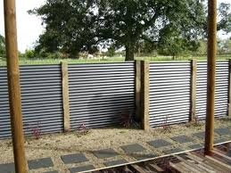 how to build a corrugated metal fence simple fence for design ideas corrugated metal fence decoration