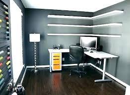 home office black desk. Corner Desks Home Office S Wood L Shaped  Computer Desk For Black B