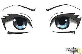 How To Draw Eyes Step By Step How To Draw Anime Eyes Step By Step