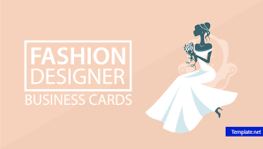 18 Fashion Designer Business Card Templates Ai Pages Word