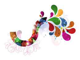 Decorative Design Enchanting Colorful Decorative Design Vector Art Graphics Freevector