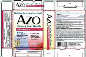 how long does it take for azo to work