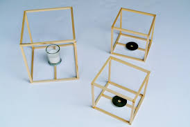 cube lantern diy