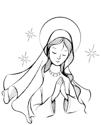 Catholic Color Pages Catholic Coloring Pages Mass Here Are Saint