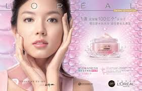 chinese consumers in love with international cosmetics brands
