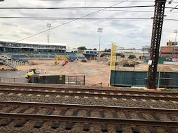 The Ball Park At Harbor Yard Being Gutted And Rennovated