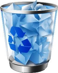 Kết quả hình ảnh cho recycle bin