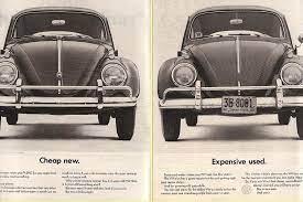 All The Great Mad Men Era Volkswagen Ads Volkswagen Vintage Volkswagen Volkswagen Beetle