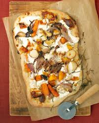 Kuvahaun tulos haulle roasted vegetable pizza