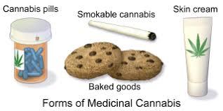 different forms of medical marijuana