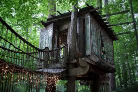 Treehouse Hotels  Treehouses You Can Actually Stay InCoolest Tree Houses