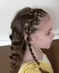 Coiffure204 Coiffure Petite Fille Cheveux Long