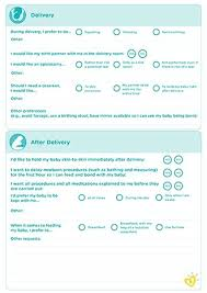 What Should A Birth Plan Look Like Your Birth Plan Guide Pampers
