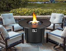 Camco 51200 Large Propane Patio Fire Pit Brand For Sale Online Ebay