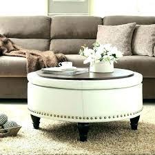 round coffee table ottomans underneath ottoman coffee table coffee table ottomans large round coffee table ottoman