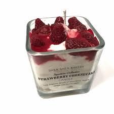 Strawberry Cheesecake Signature Candle   Соевые <b>свечи</b> ...