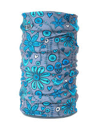 <b>Бандана</b> бафф/<b>buff</b>/Reversible Flower Blue 4FUN 11968925 в ...