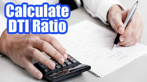 Calculate A Mortgage Loan How To Calculate Debt To Income Ratio For Mortgage Loan Simple Calculation