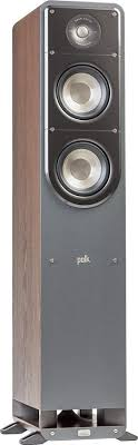 home theater front speakers. dynamic, room-filling sound polk\u0027s signature s50 floor-standing speaker delivers big home theater front speakers r