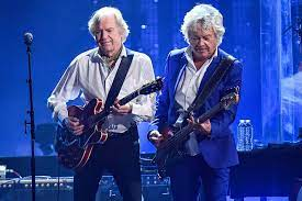 Bmg / sony music entertainment 2018 : Top 10 Moody Blues Songs