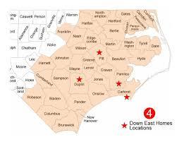 Eastern North Carolina Dataset Project