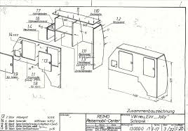 vw cer interior plans wall ma