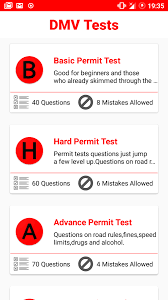 Dmv Alcohol Limit Chart Dmv Driving Practice Test 2018 1 1 1 Apk Download Android