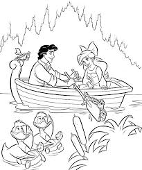 Walt Disney World Coloring Pages Printable Colouring