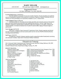 Nursing School Resume Nursing School Resume Template Best Cover Letter 6